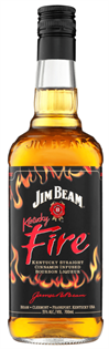 Jim Beam Bourbon Kentucky Fire 1.75l